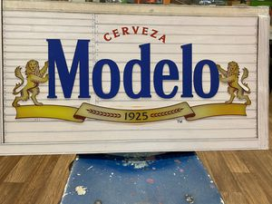 Modelo neon sign for Sale in Benton City, WA