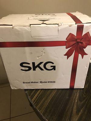 SKG bread maker for Sale in Phoenix, AZ
