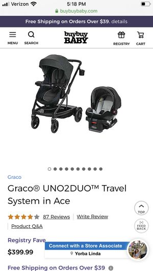 Graco stroller for Sale in Bloomington, CA