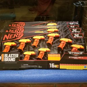 Nerf gun blaster alpha strike set for Sale in Duluth, GA