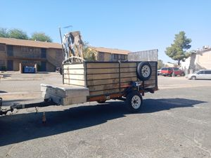 Nice trailer whit title )) for Sale in Las Vegas, NV