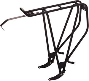 Axiom Streamliner DLX Road Bike Rear Rack Black 700c fit carbon frames & Panniers for Sale in Miami, FL