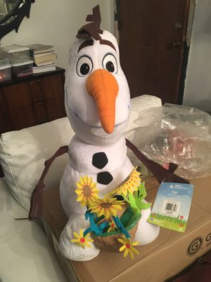 Olaf Easter decoration for Sale in Laredo, TX