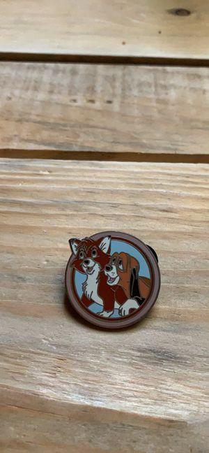 Disney fox and the hound enamel pin for Sale in El Cajon, CA