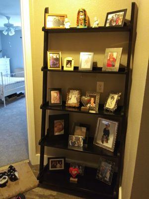 Black Shelf for Sale in Visalia, CA