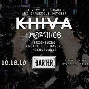 Khiva, Morphics & Brightwing at Barter Wynwood for Sale in Miami, FL