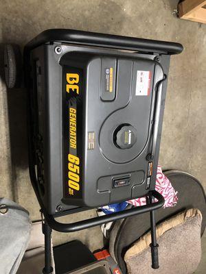 BE 6500 watt generator new for Sale in Seattle, WA