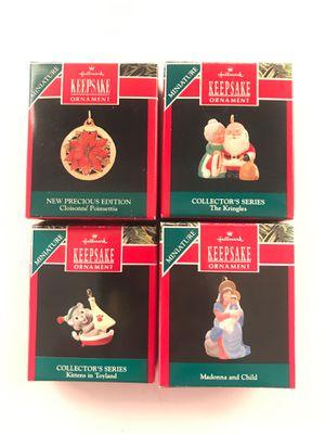 Hallmark Keepsake Ornament- Home Decor- Houseware for Sale in Hemet, CA