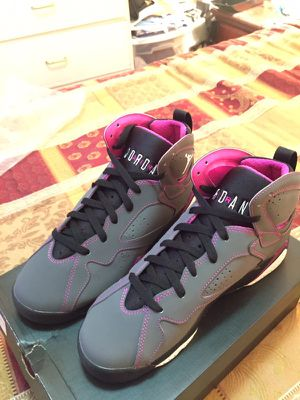 """Brand new jordan 7 """"valentines edition"""" for Sale in New York, NY"""