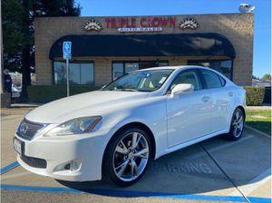 2009 Lexus Is 250 for Sale in Roseville, CA