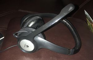Logitech Padded Headset - USB for Sale in Guadalupe, AZ