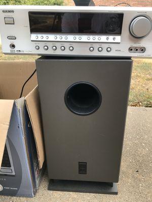 Onkyo 7-Channel Speaker system for Sale in Austin, TX