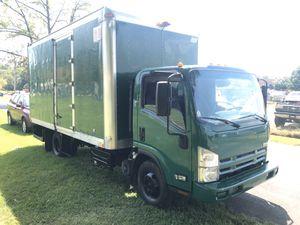 2011 Isuzu NPR 16 foot Box Truck for Sale in Glen Burnie, MD