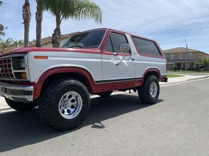 1981 Ford Bronco for Sale in Corona, CA