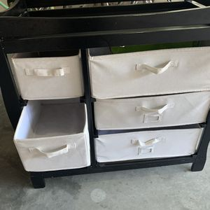 Baby Changing Table for Sale in Irving, TX