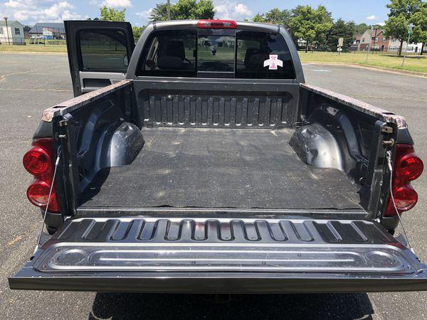 2008 Dodge Ram 1500 4WD