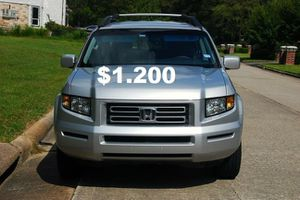 💢THE BEST ! 2007 Honda Ridgeline RTS PRICE$1200 for Sale in Virginia Beach, VA