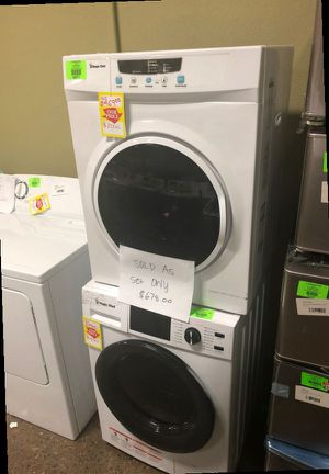 Magic Chef Compact Washer/Dryer Set PA for Sale in Plano, TX