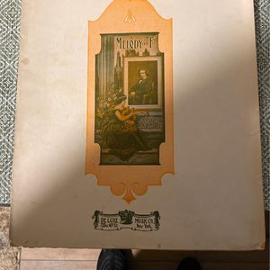 Sheet Music Melody F for Sale in Greenville, WI