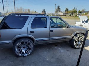 97 Trailblazer on 26s for Sale in Seattle, WA