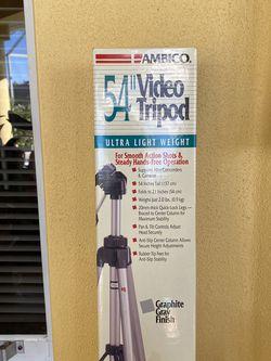"""Ambico V-0555-54"""" Tripod for Sale in Cape Coral,  FL"""