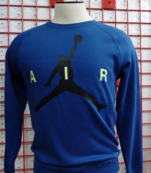 AIR JORDAN RETRO MENS SWEATSHIRT SIZE MEDIUM BRAND NEW WITH TAGS$25 for Sale in Cleveland, OH