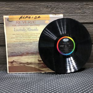 Laurindo Almeida Reverie For Spanish Guitars Lp Stereo Capitol Sp- 8571 Grammy for Sale in Milpitas, CA