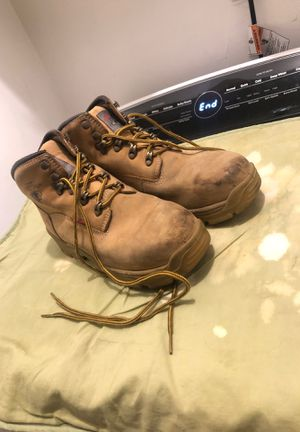 Size 6.5 work boots for Sale in Camden, NJ