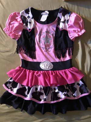 Cow Girl Costume for Sale in Chula Vista, CA