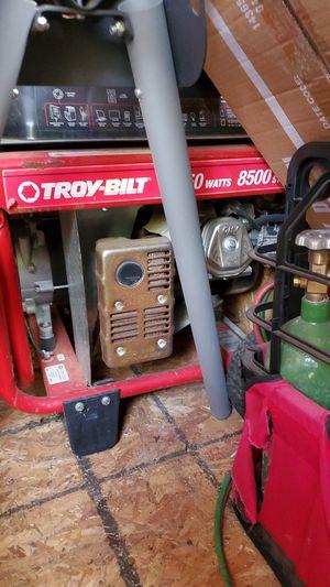 Troy Bilt generator for Sale in Georgetown, TX