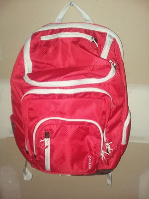 MAKE AN OFFER - embark Jartop Elite Red/Black/White Laptop Backpack - New Without Tags for Sale in Los Angeles, CA
