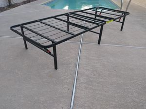 14 Inch Twin Foldable Bed Frame**No Tools Needed for Sale in Henderson, NV