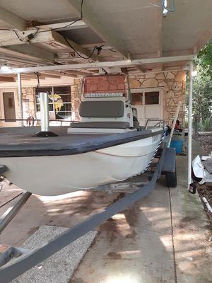 18' Bayhawk 172 ST for Sale in San Antonio, TX