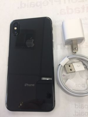 Apple iPhone X unlocked for Sale in Medford, MA