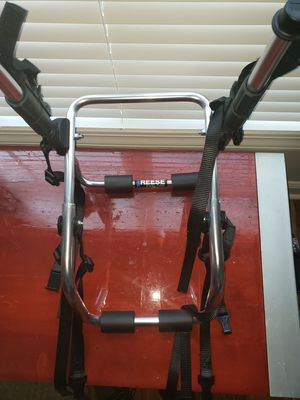Reese Trunk Dual Bike Rack for Sale in Greenville, NC