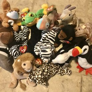 Beanie Babies for Sale in Santee, CA