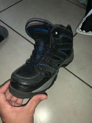 Steel toe boots for work for Sale in Opa-locka, FL