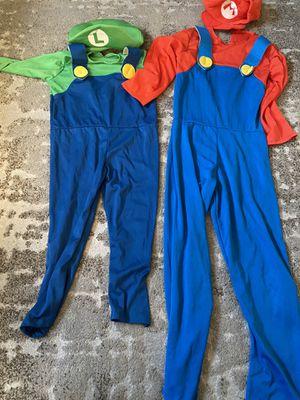 Mario and Luigi costume for Sale in San Diego, CA