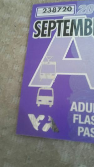 Adult and kid flash pass both for 80 or 40 each for Sale in Milpitas, CA