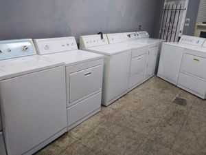 Kenmore top load washer with electric dryer sets for Sale in Cleveland, OH