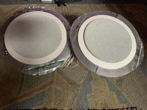 In ceiling speakers for Sale in Penrose, CO