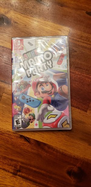 Super Mario Party (Nintendo Switch) for Sale in Tampa, FL