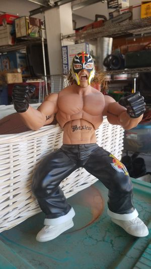 2005 WWE 619 Allyan Dominik the Mexican Action Figure for Sale in Glendale, AZ