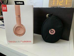Beats Solo 3 wireless for Sale in Jackson Township, NJ