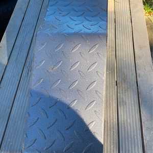 Drive Ramp For Trailer for Sale in Clermont, FL
