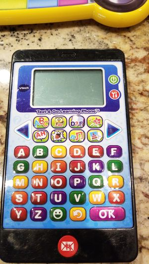 VTECH Text & Go Learning Phone for Sale in Raleigh, NC