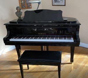 "Yamaha Baby Grand Piano C1PE 5'3"" for Sale in Orange, CT"