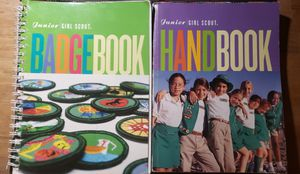 Junior Girl Scout Books for Sale in Williamsport, PA