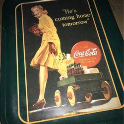 Coca-Cola Tray for Sale in Gilbert,  AZ