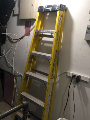 Industrial strength ladder (home or professional use) for Sale in Philadelphia, PA